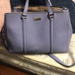 Authentic Kate spade lavender purse